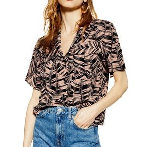 NWT Topshop Blouse